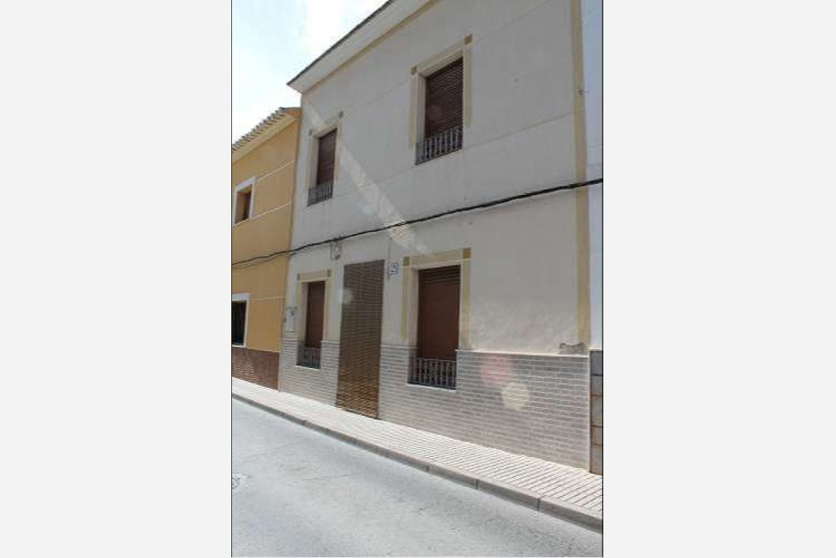 Ref:1229 Townhouse For Sale in Pinós, el/Pinoso