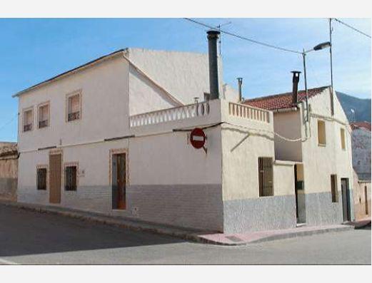 Town House In Algueña, Alicante