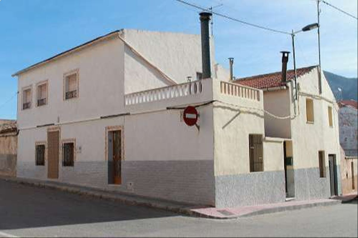 Ref:1244 Townhouse For Sale in Algueña