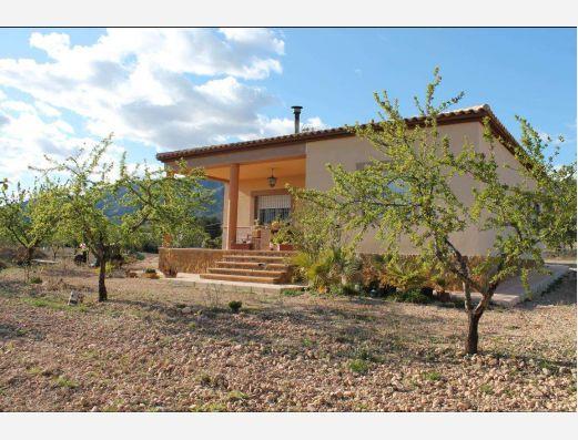Villa In Remote Countryside