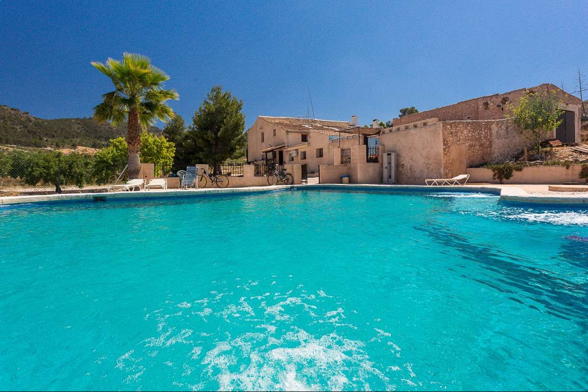 1291: country house in Jumilla