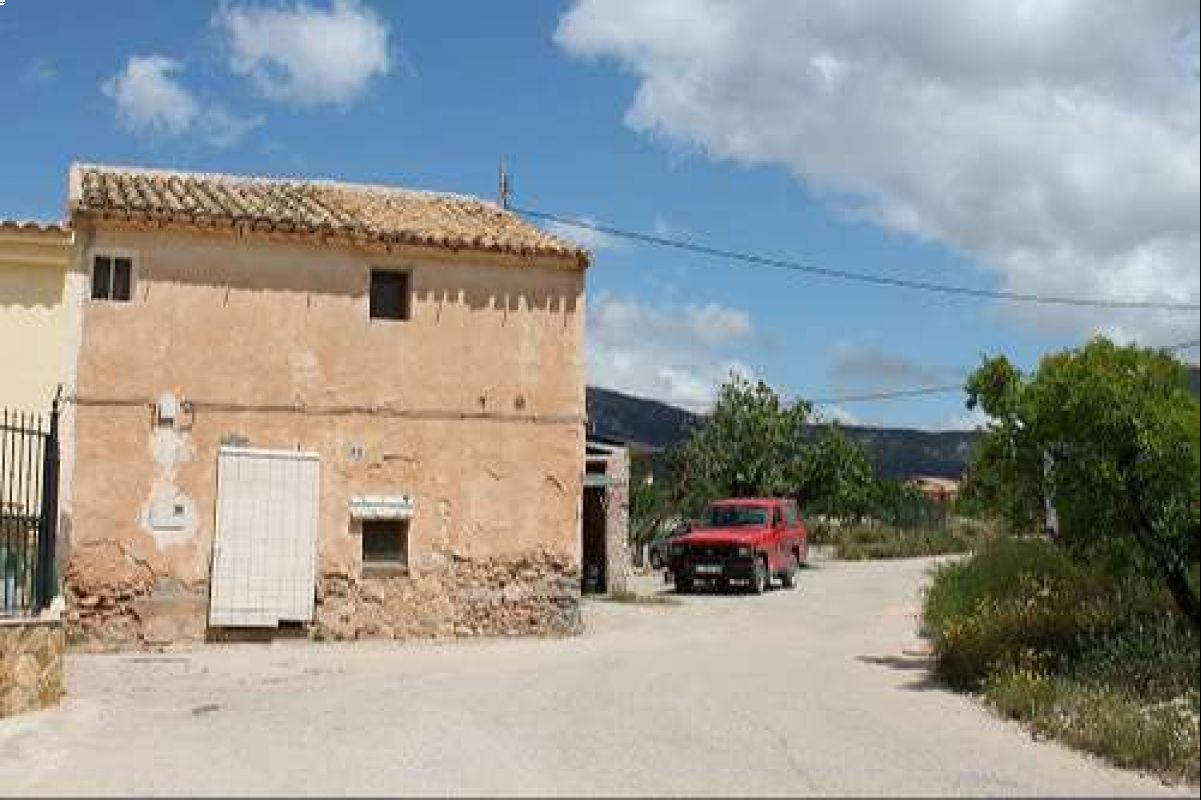 Ref:1295 country house For Sale in Pinós, el/Pinoso
