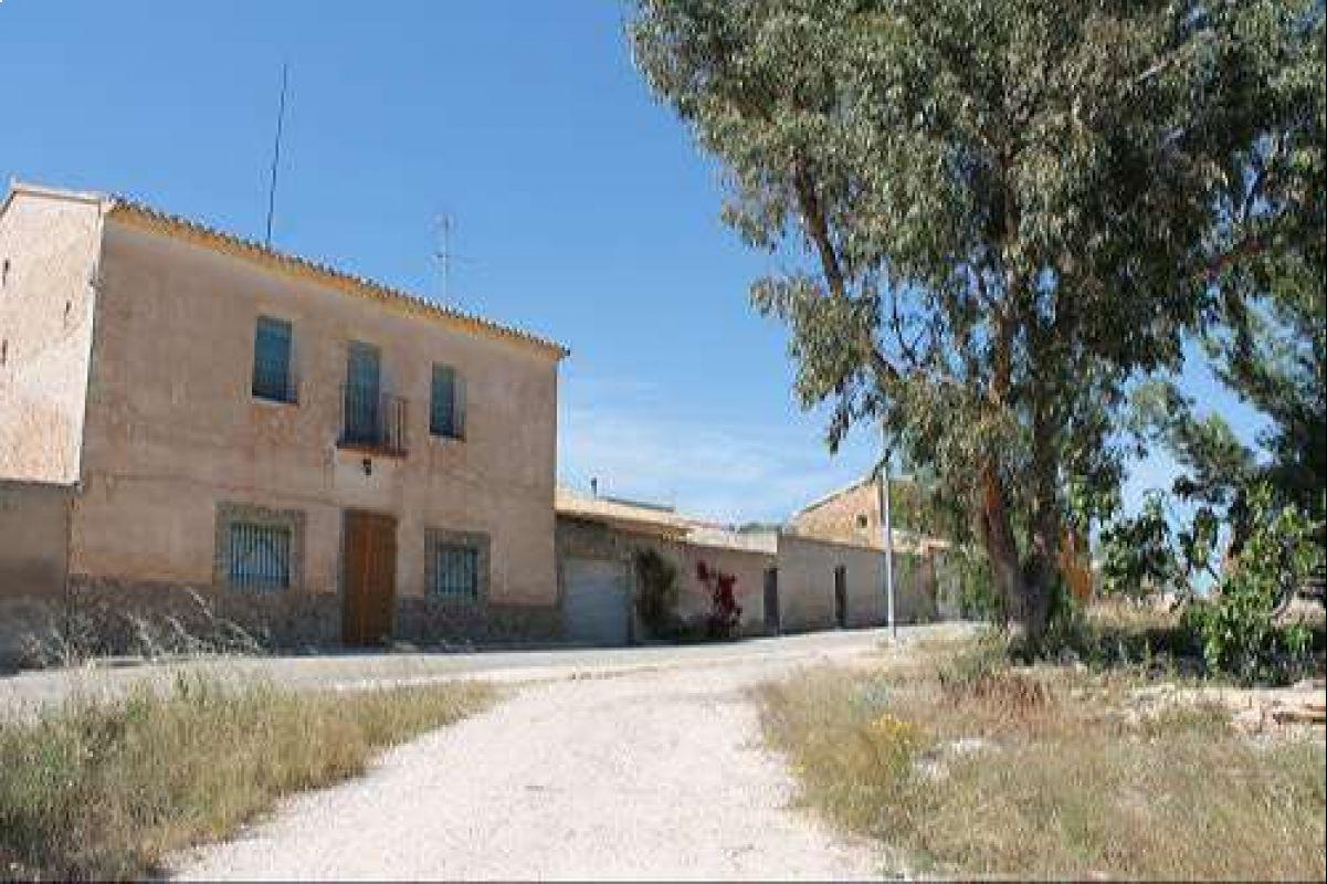 Ref:1331 House/Villa For Sale in Pinós, el/Pinoso