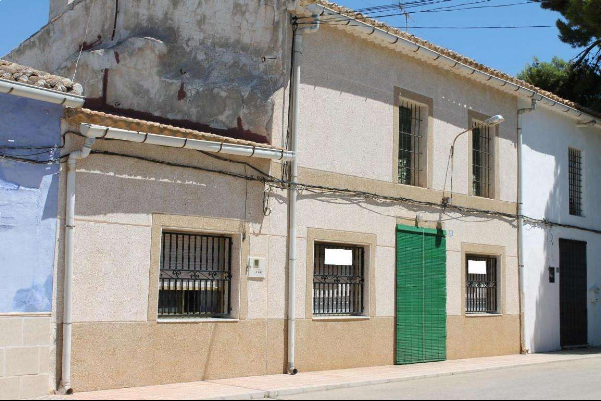1348: House/Villa in Pinós, el/Pinoso