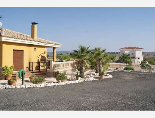 New build villa in Pinoso, Alicante