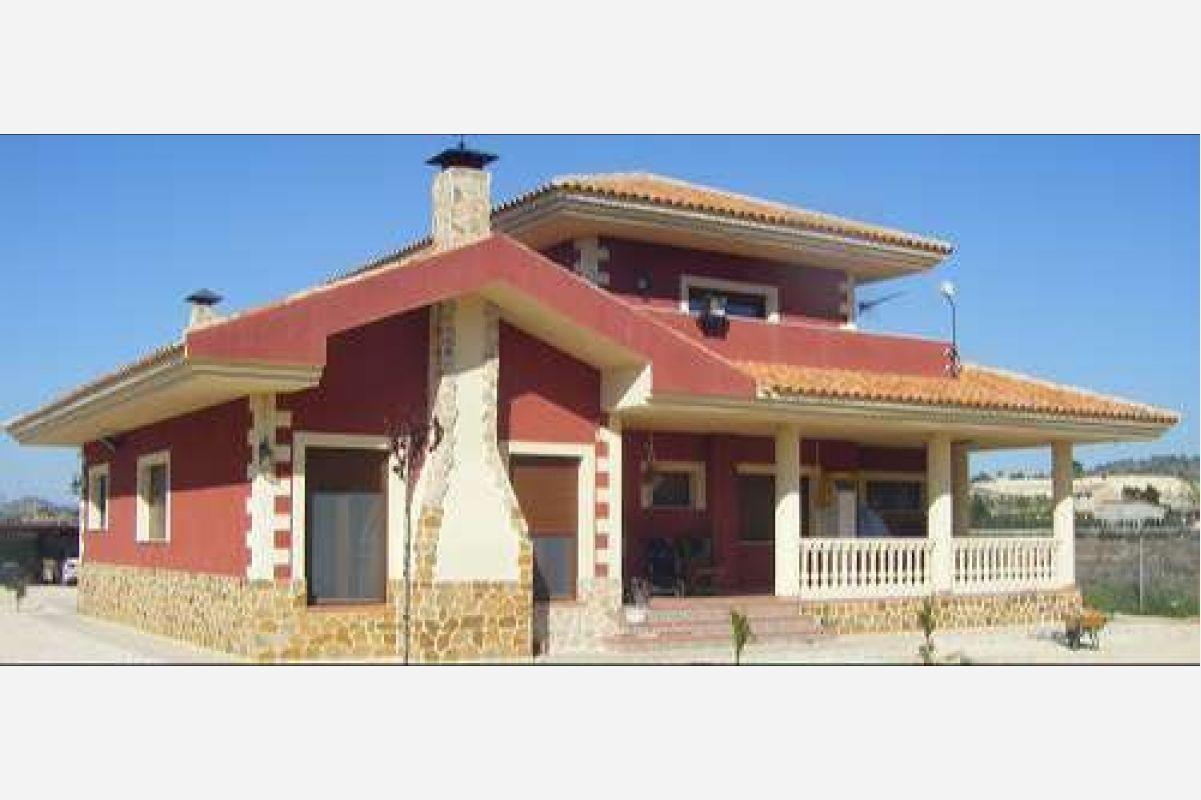 2158: House/Villa in Pinós, el/Pinoso