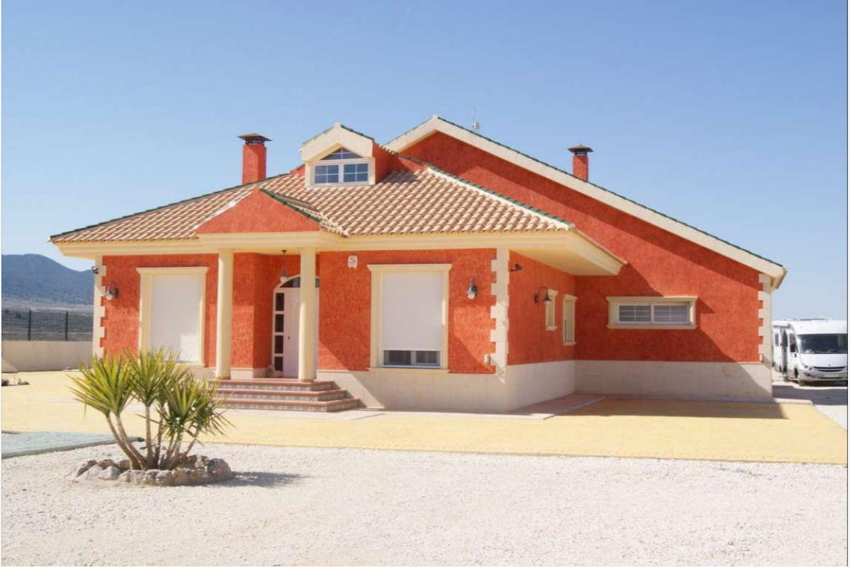 2159: House/Villa in Pinós, el/Pinoso