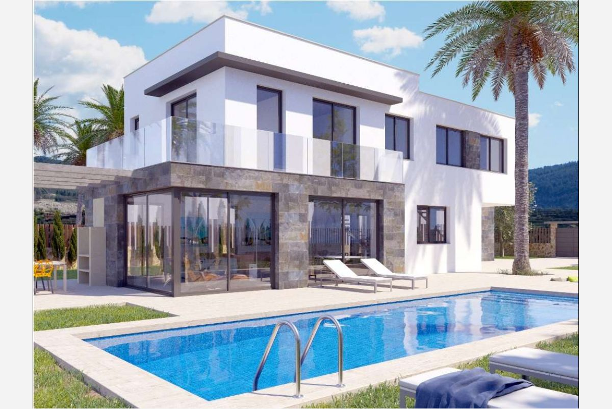 Ref:2161 House/Villa For Sale in Pinós, el/Pinoso