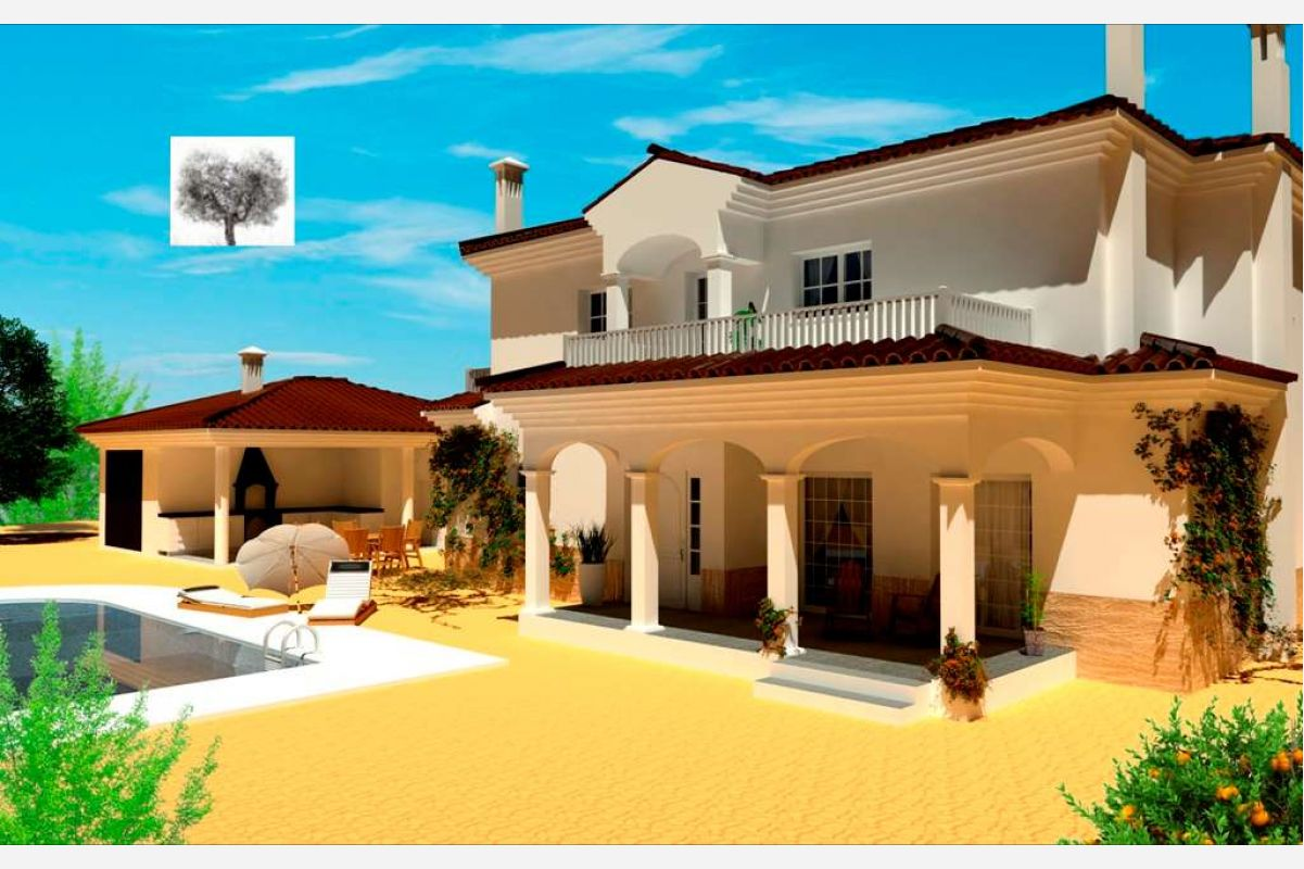 2162: House/Villa in Pinós, el/Pinoso