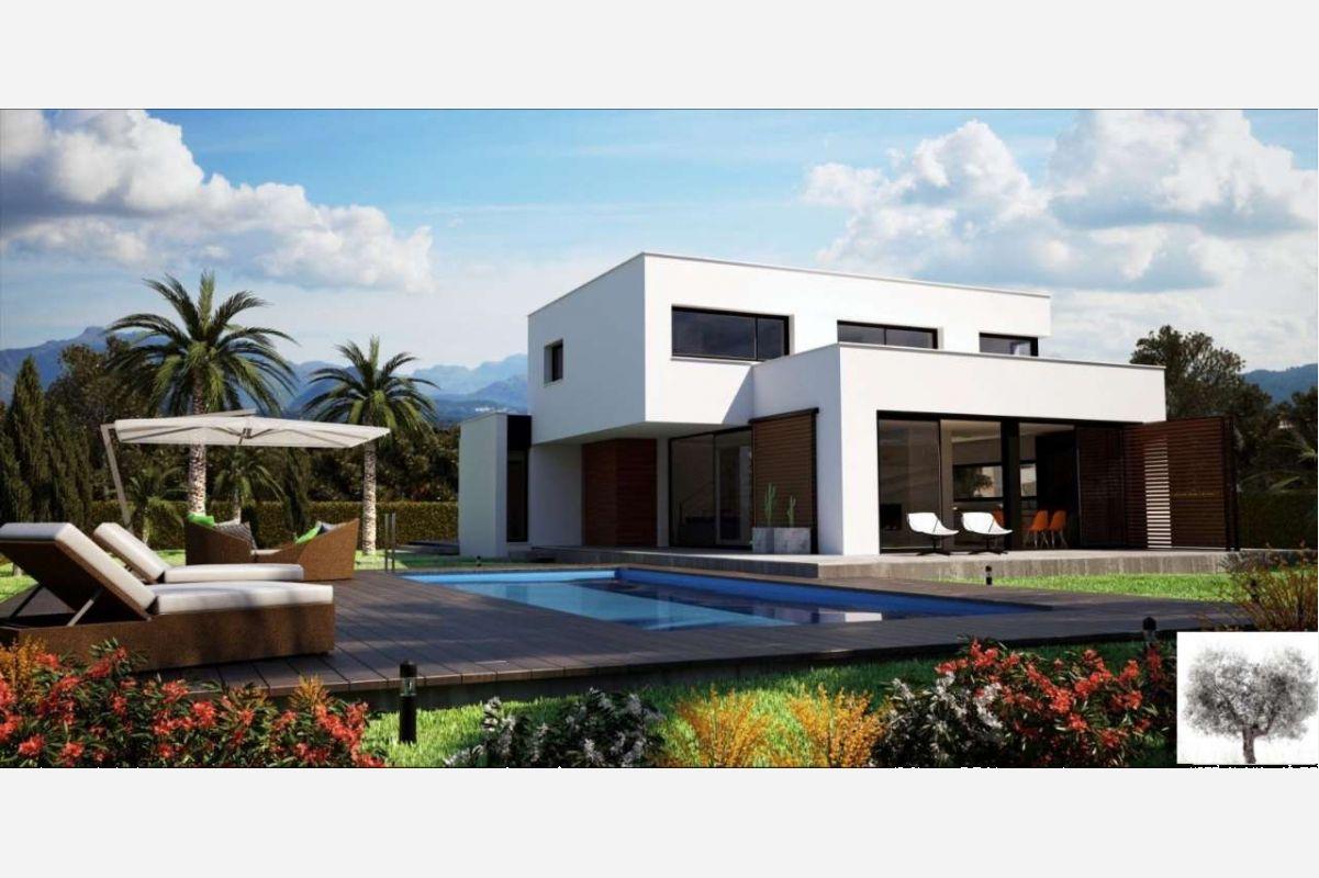 2163: House/Villa in Pinós, el/Pinoso