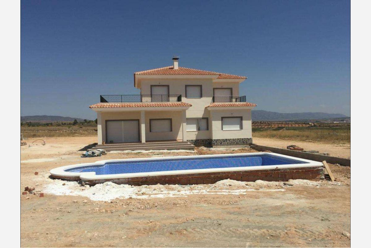 2164: House/Villa in Pinós, el/Pinoso
