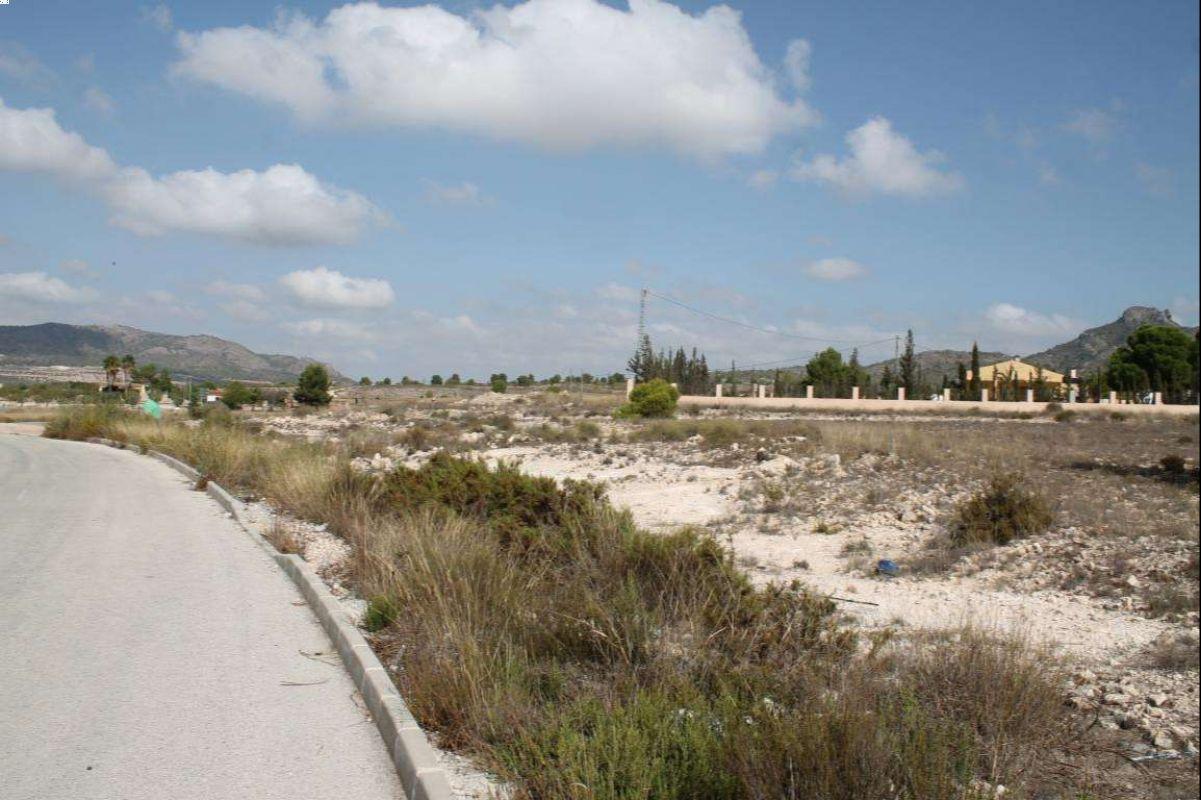 Terreno en Salinas, Alicante