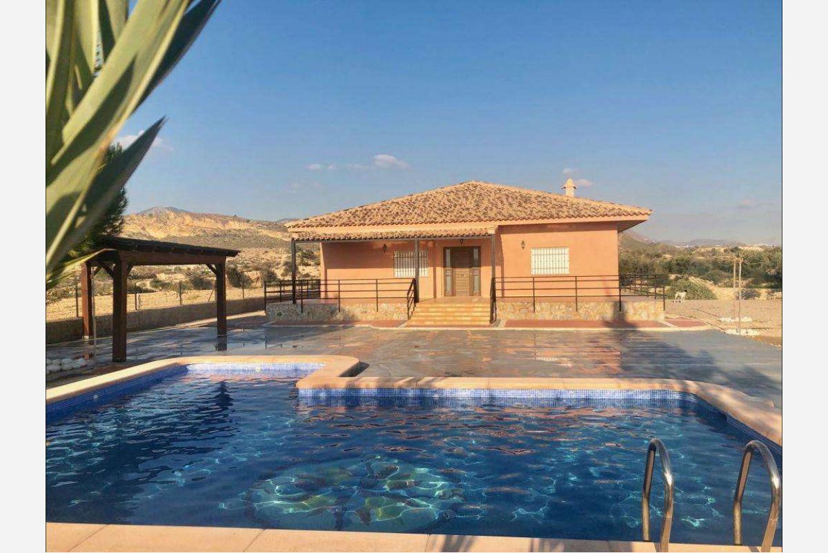 2334: House/Villa in Abanilla