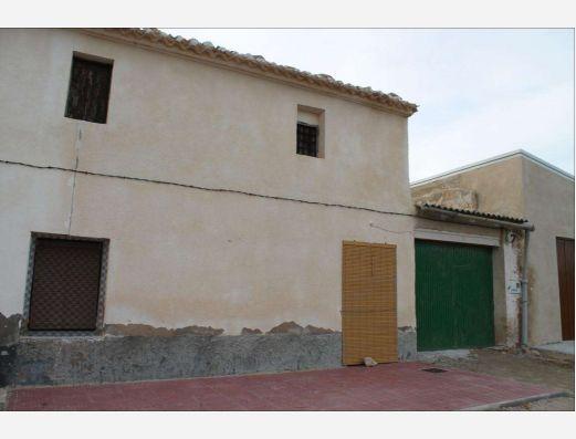 House and plot near Jumilla, Murcia