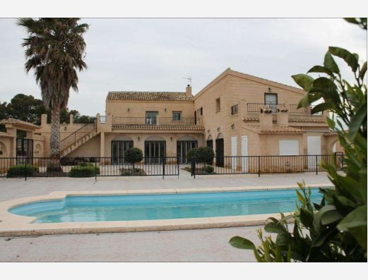 Country house in La Zarza, Murcia
