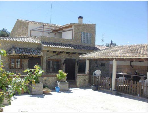 Village House near Pinoso, Alicante