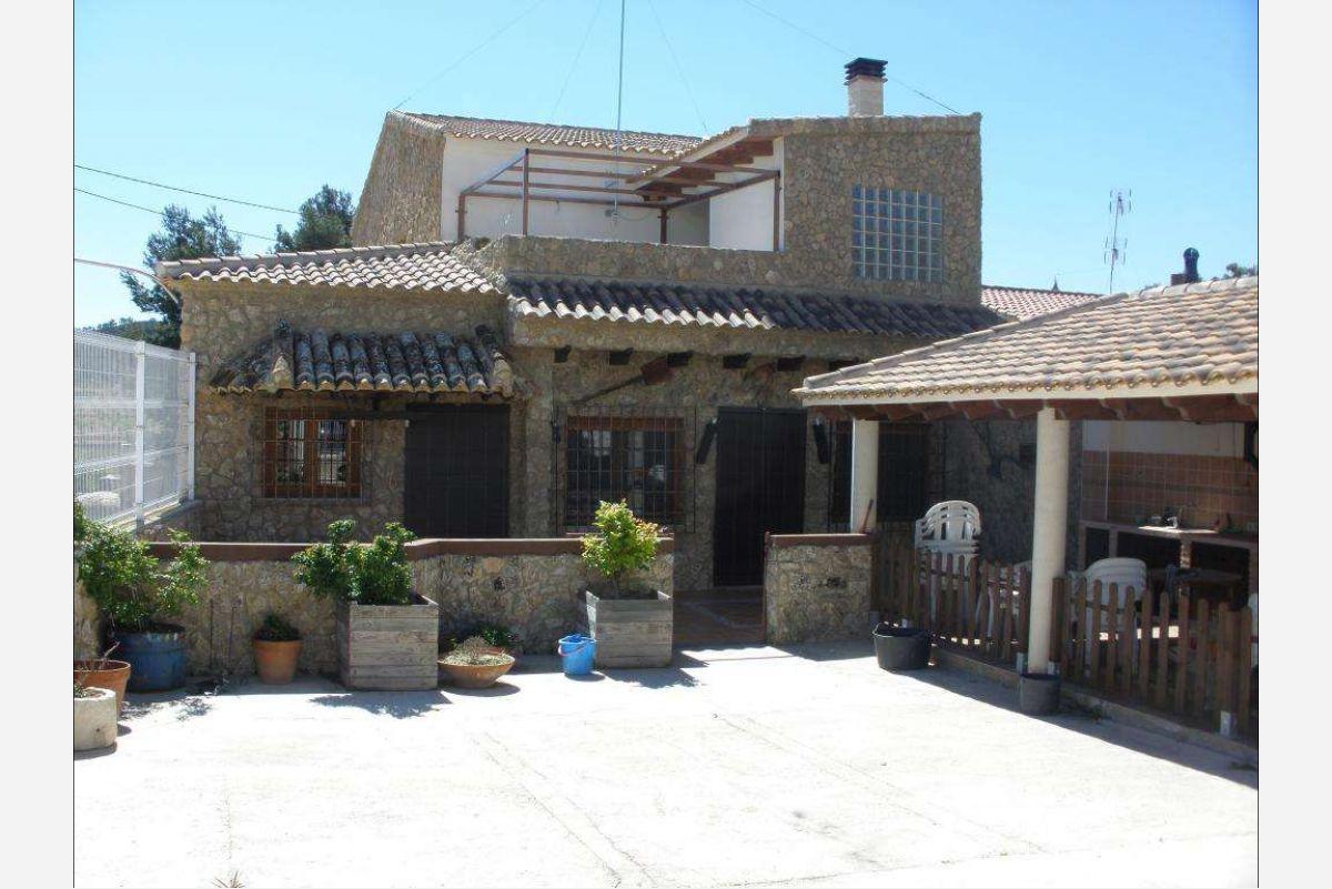 Casa cerca de Pinoso, Alicante