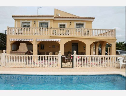 Detached villa in Fortuna, Murcia