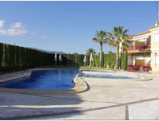 Apartment near Pinoso, Alicante