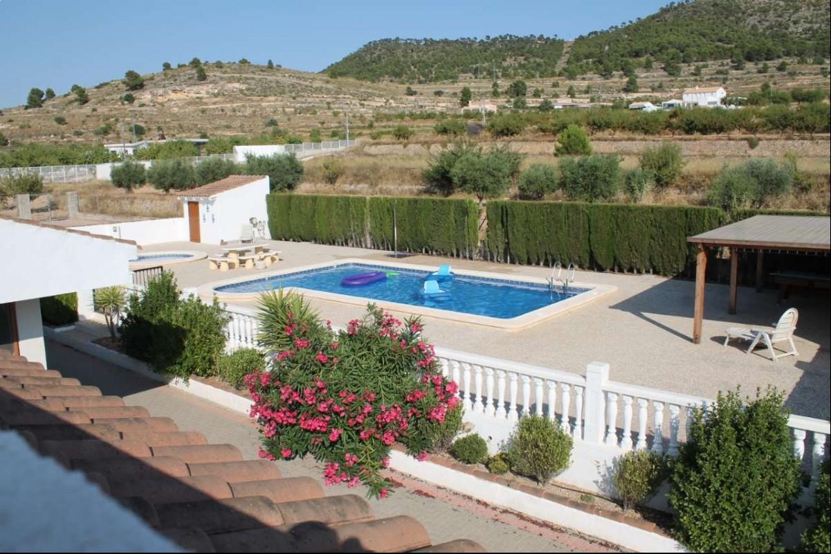 Ref:2603 House/Villa For Sale in Pinós, el/Pinoso