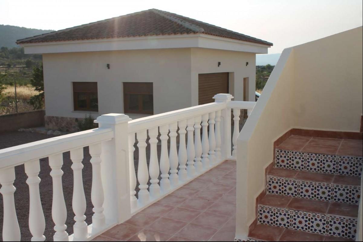 Casa de Lujo en Pinoso